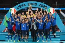 Italia Juara Euro 2020, Setelah Taklukan Inggris dengan Adu Penalti