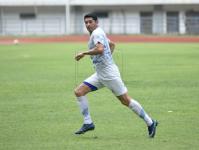 Pemain Persib Esteban Vizcarra Tetap Berpikir Positif Liga 1 akan Bergulir Kembali