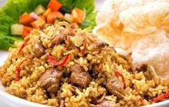 Resep Masakan, Cara Membuat Nasi Goreng Kambing Empuk Istimewa Bikin Ketagihan