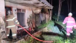 Rumah Penyimpanan Mebel di Pangandaran Terbakar, Kerugian Capai Jutaan Rupiah