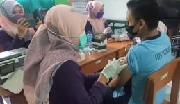 Genre Pangandaran Gencar Sosialisasi Progam Vaksinasi