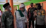 Polres Banjar dan Ponpes Miftahul Huda Citangkolo Gelar Penyuntikan Vaksinasi