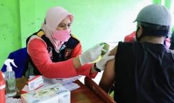 Penyuntikan Vaksin di Pangandaran Mulai Sasar Pelajar SMP, Tapi Syaratnya Bawa Ini.?