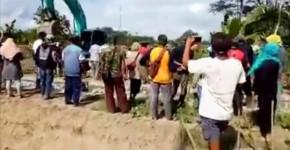 Begini Fakta dan Kronologis Video Ricuh Sengketa Lahan di Pangandaran