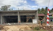 Pjs Kades Cimerak Targetkan Pembangunan Kios Pasar Desa Rampung Bulan Ini