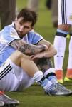 Dan, Lionel Messi pun Patah Hati