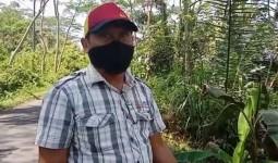Tiga Bulan Tanah Longsor Dicuekan, Warga Desa Parakanmanggu Pangandaran Minta Segera Diperbaiki