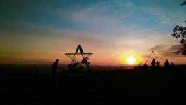 Bukit Korea Dopang Lombok Barat, Wisata Nusantara Sejuk dan Menyegarkan Mata