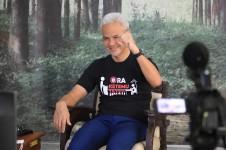 Ungkap Keprihatinan Soal Wabah Corona, Beginilah Cara yang Dilakukan Ketua PWI Jawa Tengah Bersama Tokoh Publik