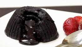 Resep Kue, Cara Membuat Lava Cake Lembut di Luar, Lumer di Dalam Anti Gagal