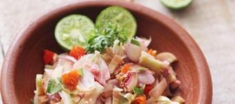Food Recipes, How to Make Spicy Kecombrang Sambal Tempting