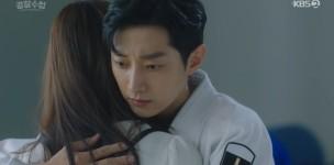 Drama Korea Police University Episode 9 Sub Indo, Pernyataan Cinta Kang Hee dan Sun Ho