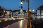 Potrait Cahaya di Sudut Wisata Kota Lama Semarang