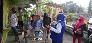 Kejar Herd Immunity Pemkot Banjar Lakukan Door to Door ke Rumah Warga yang Belum Divaksin