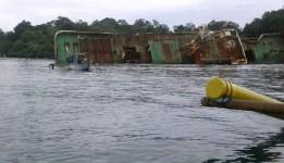 Inilah Harapan Warga Pangandaran Tentang Kapal MV Viking Lagos di Pantai Barat