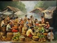 Kupas Tuntas, Seramnya 'Bubrah' Pasar Setan di Kaki Gunung Lawu