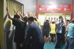 Wujudkan Getting To Zero HALINAR, Satgas Kamtib Lapas Kelas IIB Banjar Gencar Geledah Kamar Napi