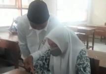 Lakukan Kunjungan Kerja ke Banjar, Wakil Gubernur Uu Ruzhanul Ulum Sidak ke Beberapa Sekolah