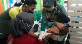 Siswa Disabilitas di Kota Banjar Jalani Vaksinasi Dosis Kedua