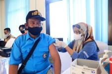 Percepat Heed Immunity, Polres Ciamis Gelar Vaksinasi Presisi di Pangandaran
