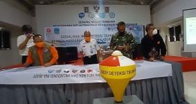 Kurangi Risiko Dampak Tsunami, Perairan Laut Selatan Pulau Jawa Dipasang Ina Buoy