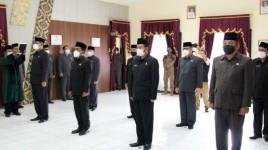 Bupati Jeje Lantik Delapan Jabatan Pimpinan Tinggi Pratama, Ini Data 8 JPTP yang Dilantik