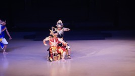 Ramayana Ballet, Sendratari Ramayana Pagelaran Budaya di Prambanan