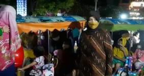 Wali Kota Banjar Sidak dan Ancam Tutup Alun-Alun Kota