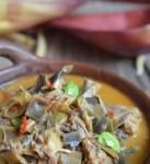 Resep Masakan Jantung Pisang Santan Pedas, Makanan Kampung yang Mendunia