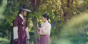 Drama Korea The Lovers Of Red Sky Episode 9 Sub Indo, Iblis yang Bersemayam