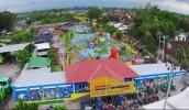 Berpetualang di Wahana Galaxy Waterpark Jogjakarta ' Your Family Adventure'