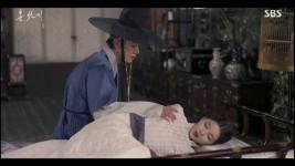 Drama Korea The Lovers Of Red Sky Episode 14 Sub Indo, di Ambang Kematian