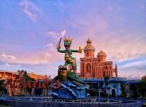 Atlantis Land Surabaya Wisata Lengkap ala Disneyland