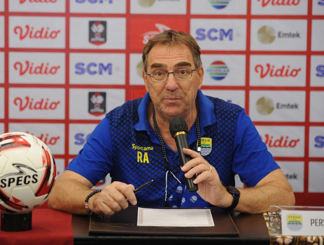 Prioritas Utama Persib Adalah Mengukir Prestasi di Liga 1 2021