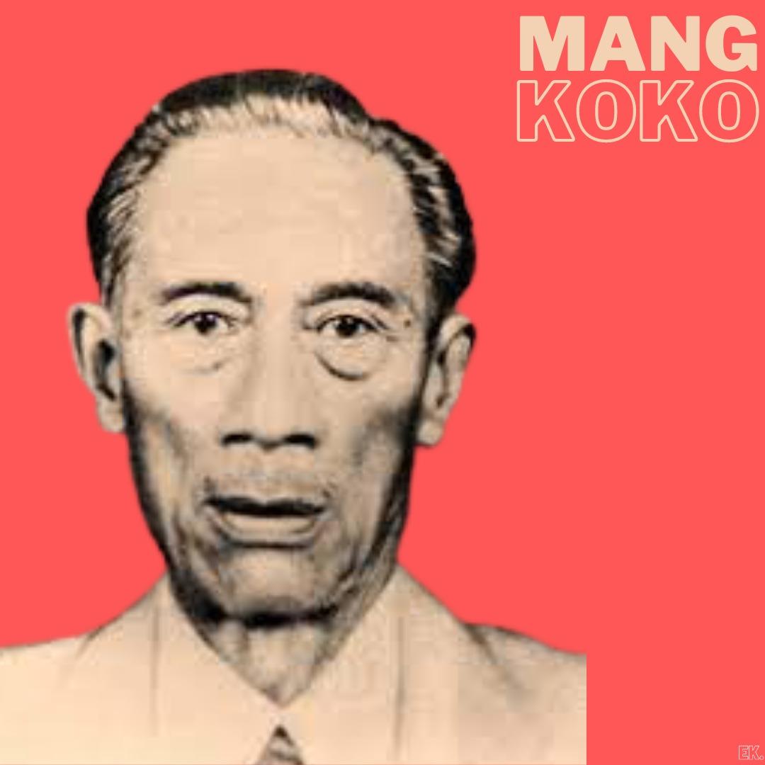 Mang Koko, Seniman Sunda dengan Segudang Talenta