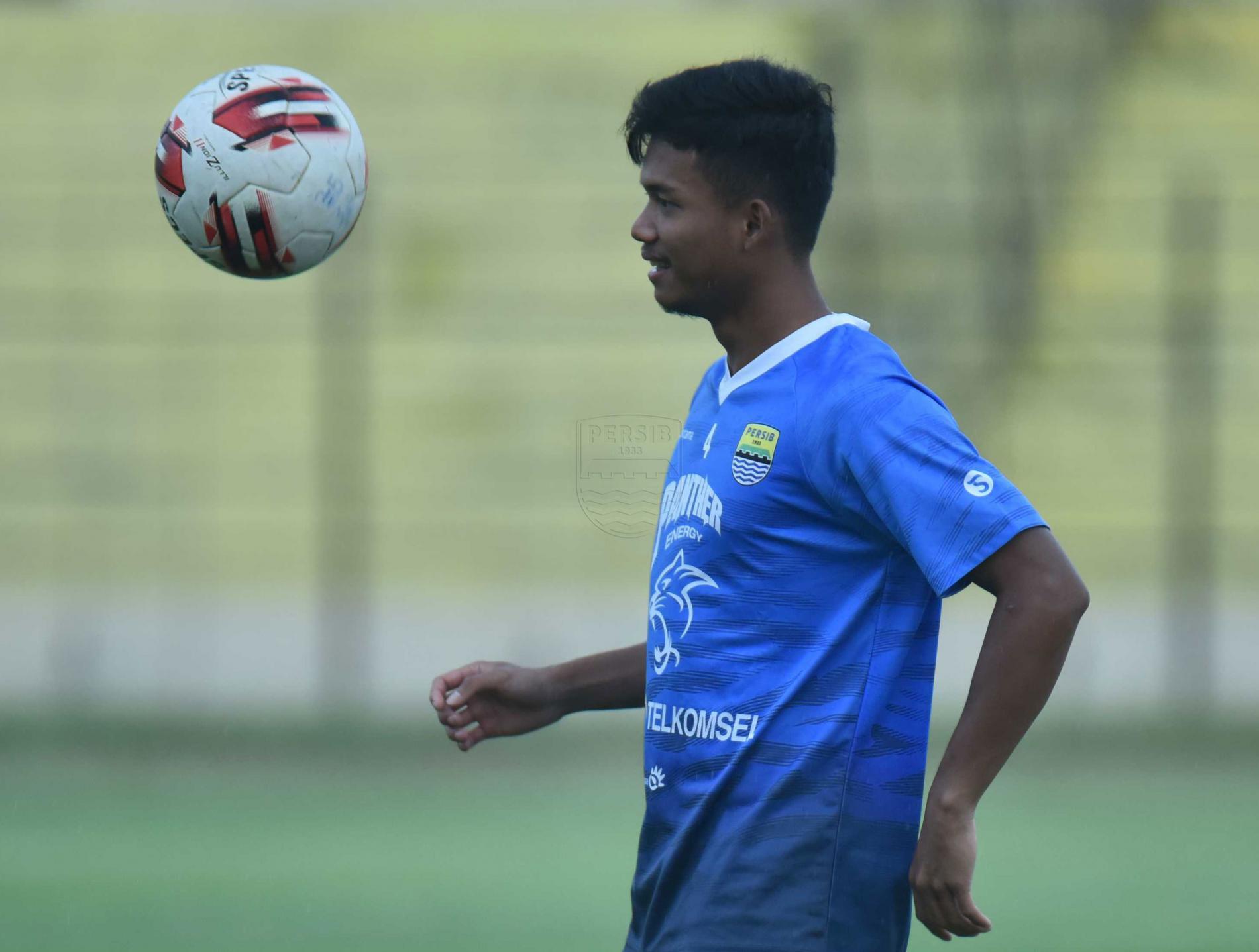Bayu Fiqri:  Banyak Pelajaran di Piala Menpora 2021