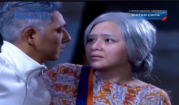 Sinetron Ikatan Cinta Jumat 7 Mei 2021, Gawat Elsa Lukai Aldebaran Takut Kebohonganya Terbongkar