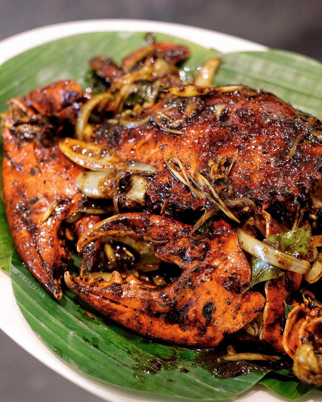 Resep Masakan,Cara Membuat Kepiting Lada Hitam