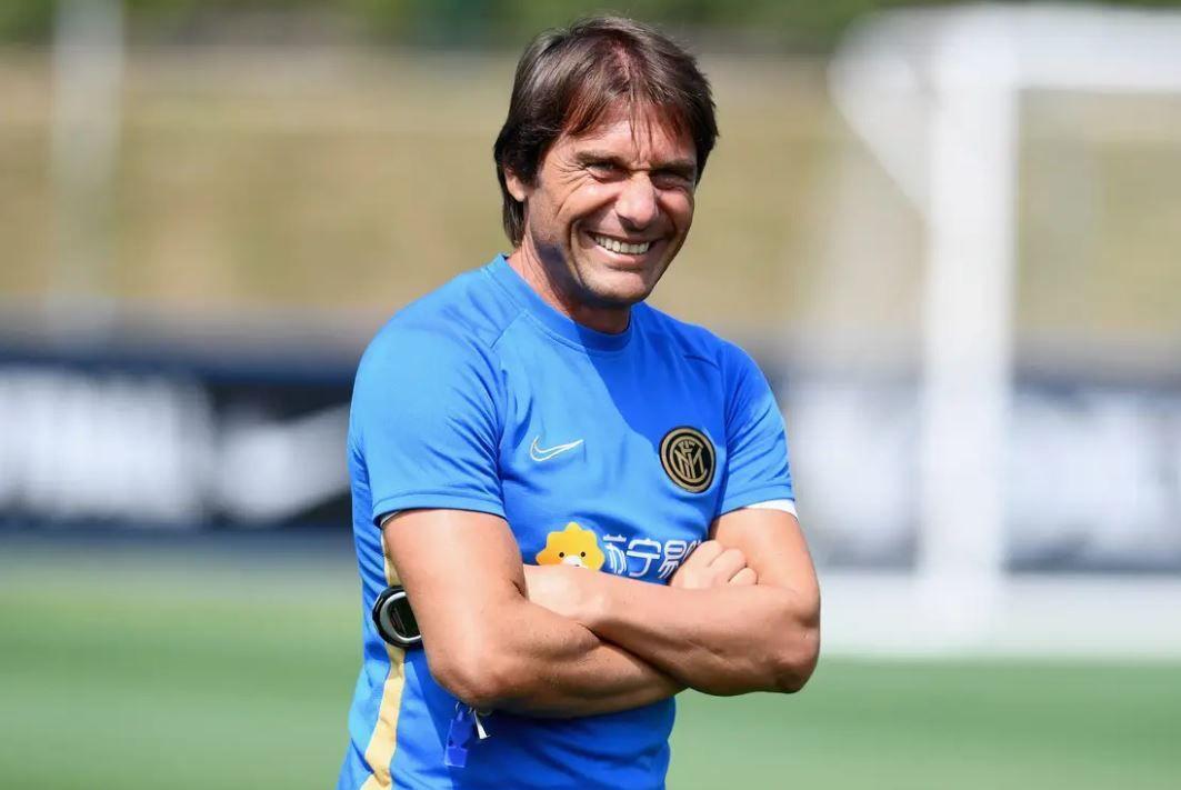 """Antonio Conte, Internazionale, dan """"Sisa-Sisa Laskar Pajang"""""""