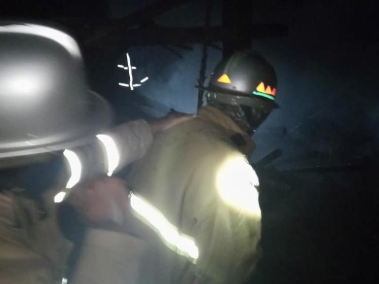 Tempat Pembuat Gula Merah di Sidomulyo Pangandaran Terbakar, Ini Penyebabnya!