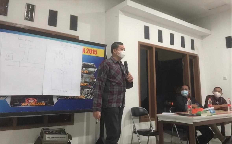 Gelar Rakoor Pengamanan Wisata Bersama Polri-TNI, Begini Penjelasan Bupati Jeje