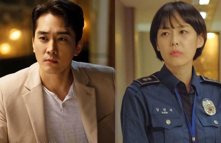 Sinopsis Drama Korea Voice 4, Aksi Lee Ha Na dan Song Seung Heon dalam Panggilan Darurat