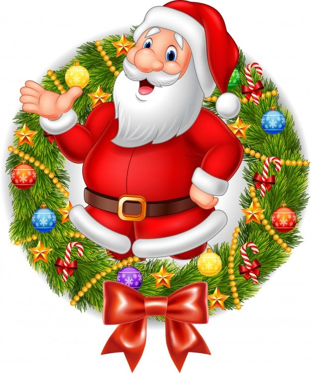 Asal-Usul Santa Claus