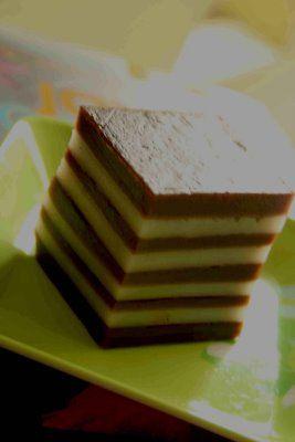 Resep Masakan,Cara Membuat Bolu lapis Khas Surabaya