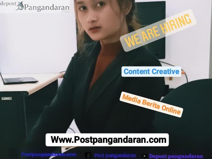 Hobi Menulis? Dibuka Lowongan Kerja Creative Content Media Berita Online