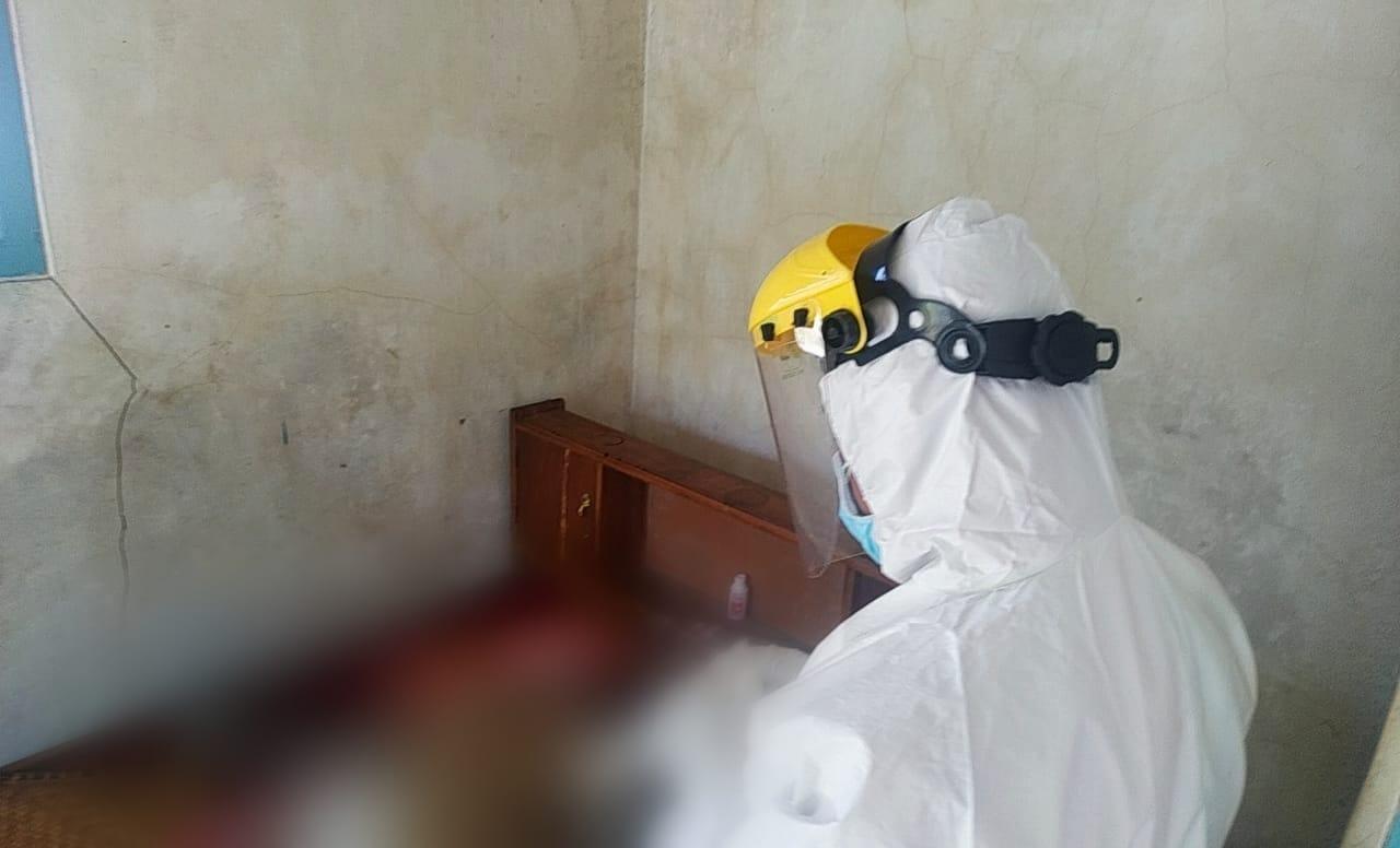 Mayat Perempuan di Pangandaran Ditemukan Membusuk di Dalam Kamar