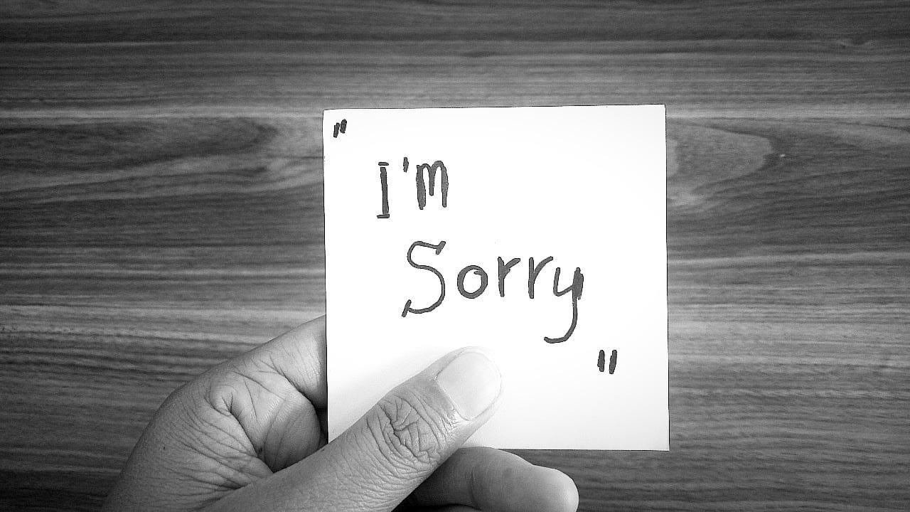 Semudah Itu Menghujat,  Semudah Itukah Meminta Maaf?
