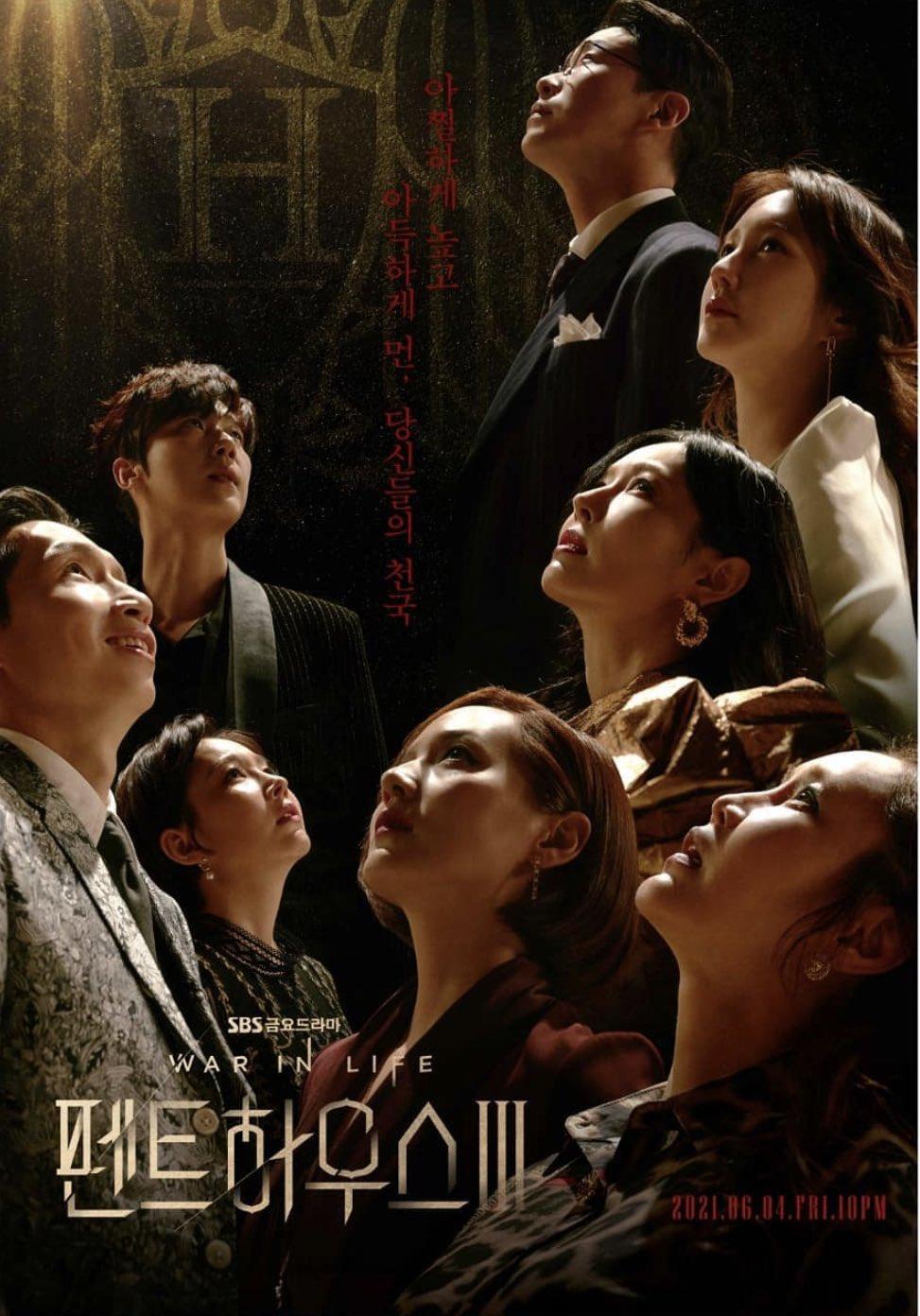 Drama Korea The Penthouse season 3 Sub Indo, Sinopsis dan Jadwal Tayang