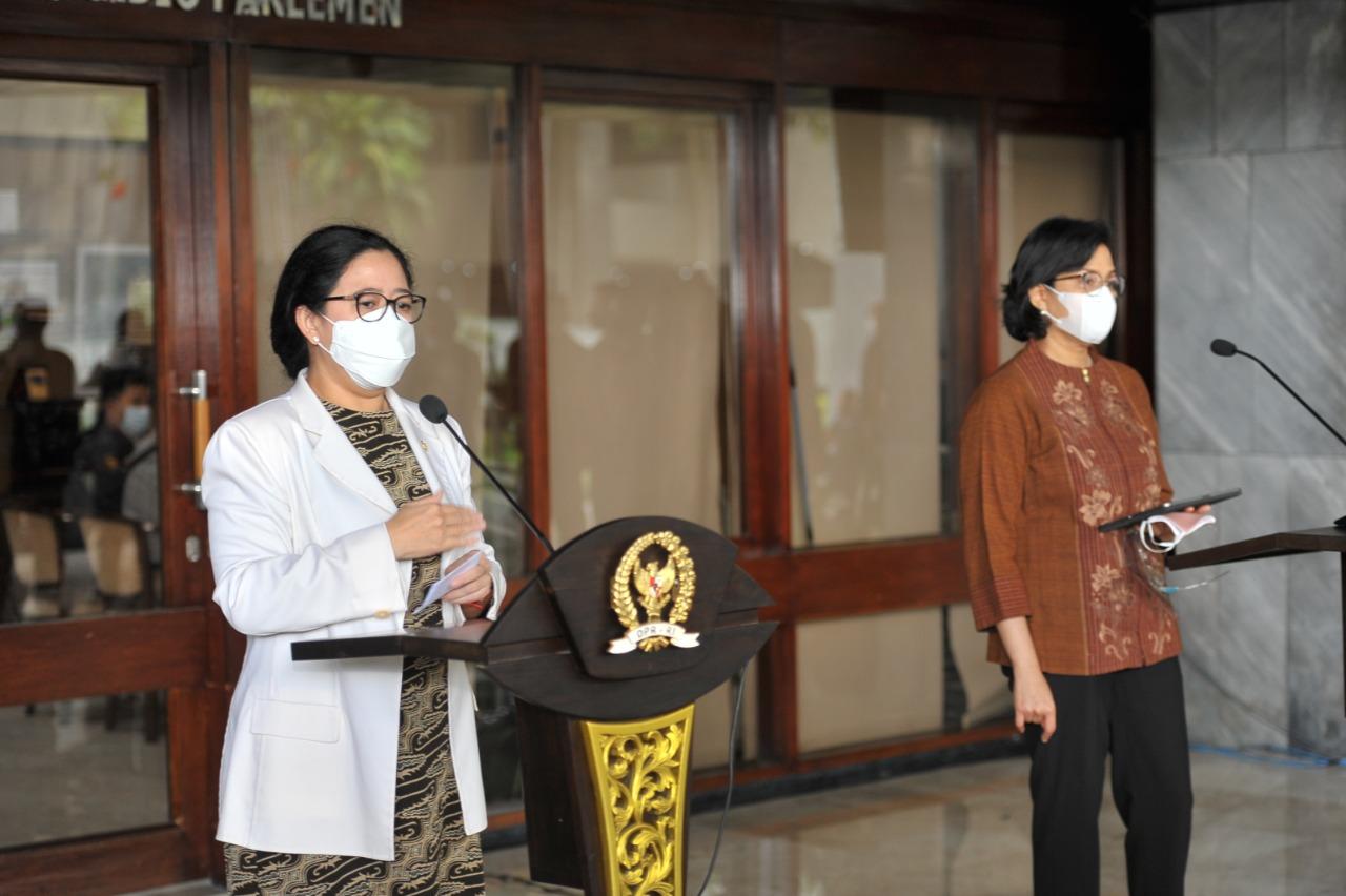 Ketua DPR RI : RAPBN 2022 Harus Antisipasi Ketidakpastian Pandemi dan Fokus Tingkatkan Penghasilan Rakyat