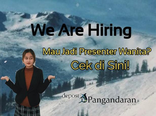 Dibutuhkan Segera, Presenter Media Wisata Seluruh Indonesia, Cek Persyaratan di Sini!